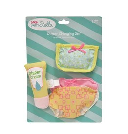 The Manhattan Toy Company Wee Baby Stella Diaper Changing Set