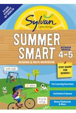 Sylvan Sylvan Summer Workbook Grades 4-5