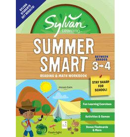 Sylvan Sylvan Summer Workbook Grades 3-4