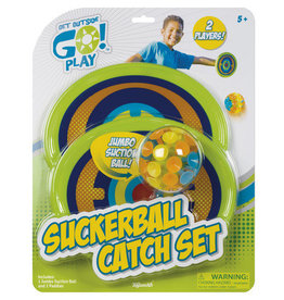 Toysmith Suckerball Catch Set