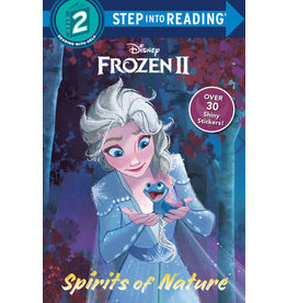 Step Into Reading Step Into Reading Spirits of Nature