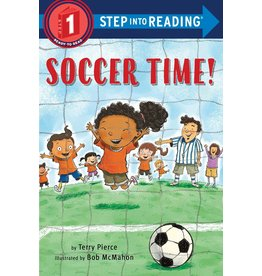 Step Into Reading Step Into Reading Soccer Time!