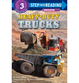 Step Into Reading Step Into Reading Heavy-Duty Trucks
