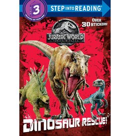 Step Into Reading Step Into Reading - Dinosaur Rescue