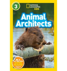 Step Into Reading Animal Architects