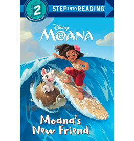 Step Into Reading Step Into Reading - Moana's New Friend