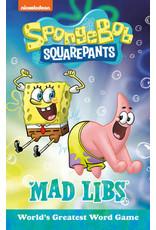 Mad Libs Spongebob Squarepants Mad Libs