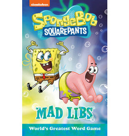 Mad Libs Spongebob Squarepants Mad Libs