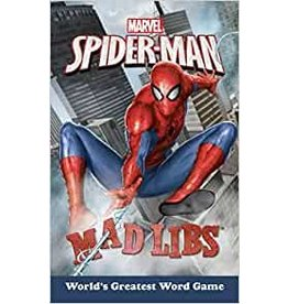 Mad Libs Spider-man Mad Libs