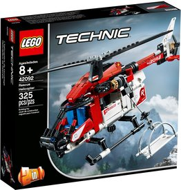 Lego Rescue Helicopter Technic