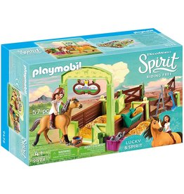 Playmobil Lucky & Spirit