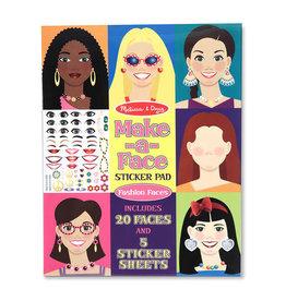 Melissa & Doug Melissa & Doug: Make a Face Sticker Pad
