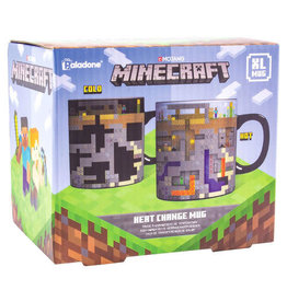 Paladone Minecraft Heat Change Mug