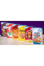 White Mountain Puzzles Mini 6-pack Cereal Puzzles