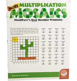 Mindware More Multiplication Mosaics