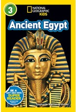 Step Into Reading National Geographic Readers: Ancient Egypt (Level 3)