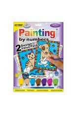 Royal & Langnickel PBN Kitten & Puppy