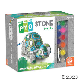 Mindware Paint Your Own Stone Turtle