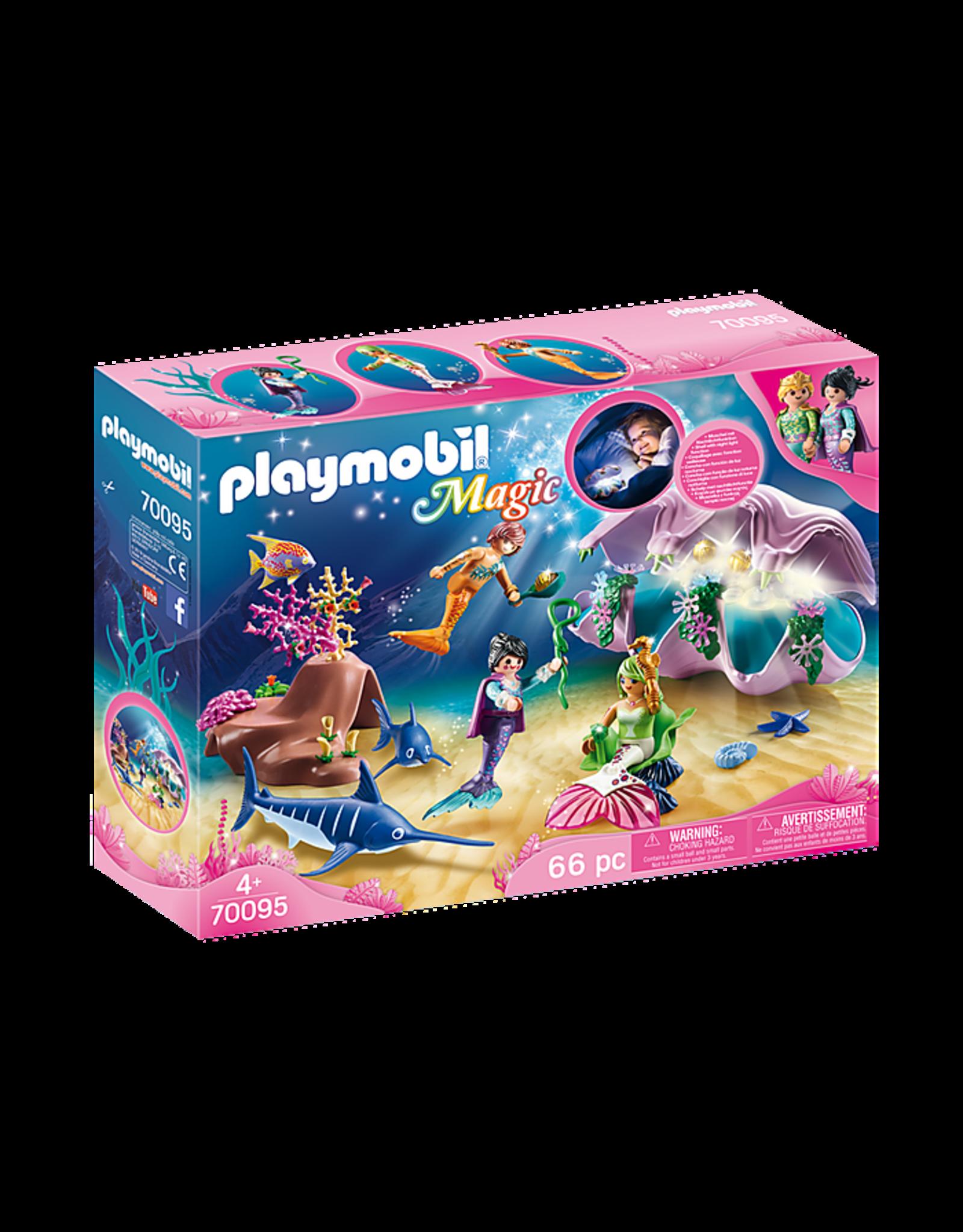 Playmobil Pearl Shell Nightlight