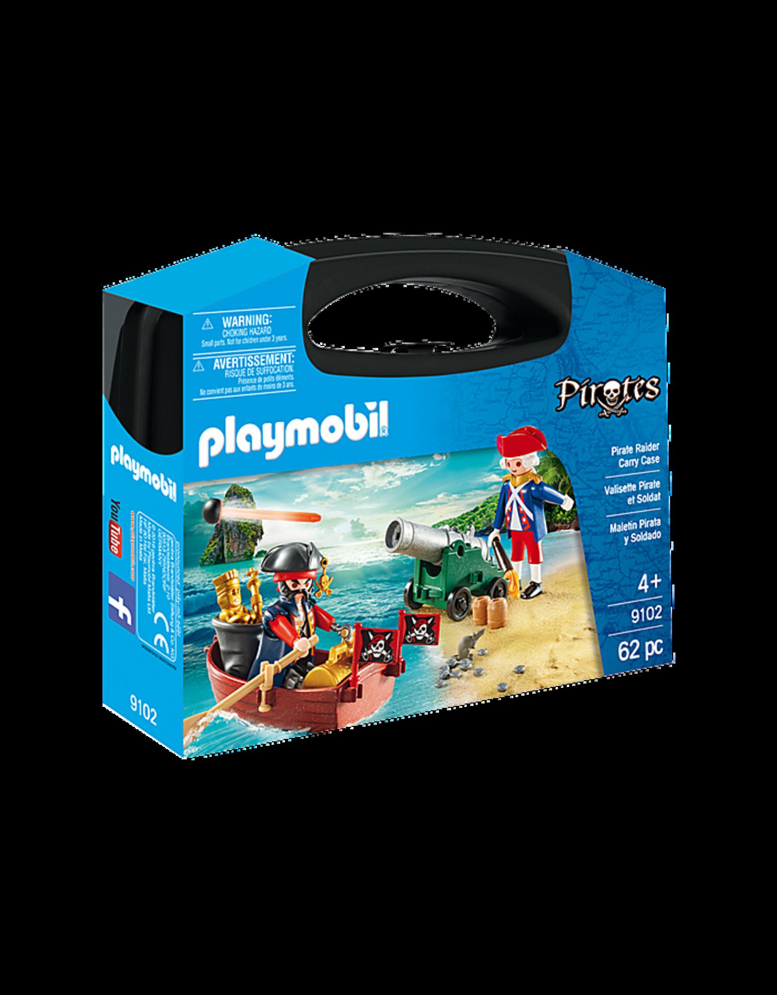 Playmobil Pirate Raider Carry Case Large