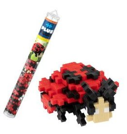 Plus-Plus Plus Plus Tube - Ladybug