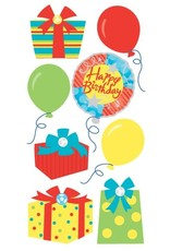 Birthday Essentials Stickers
