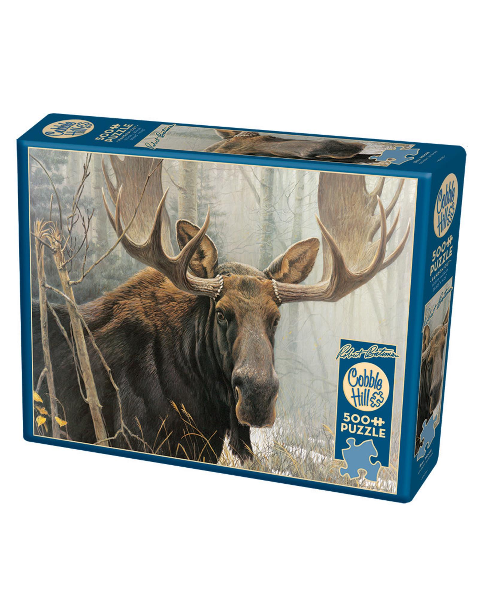 Cobble Hill Bull Moose 500pc
