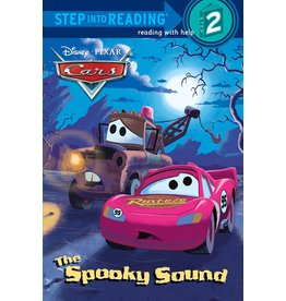 Step Into Reading Cars The Spooky Sound S2
