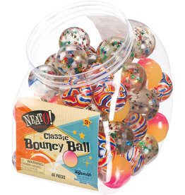 Toysmith Classic Bouncy Ball Asst