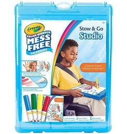 Crayola Color Wonder Stow & Go