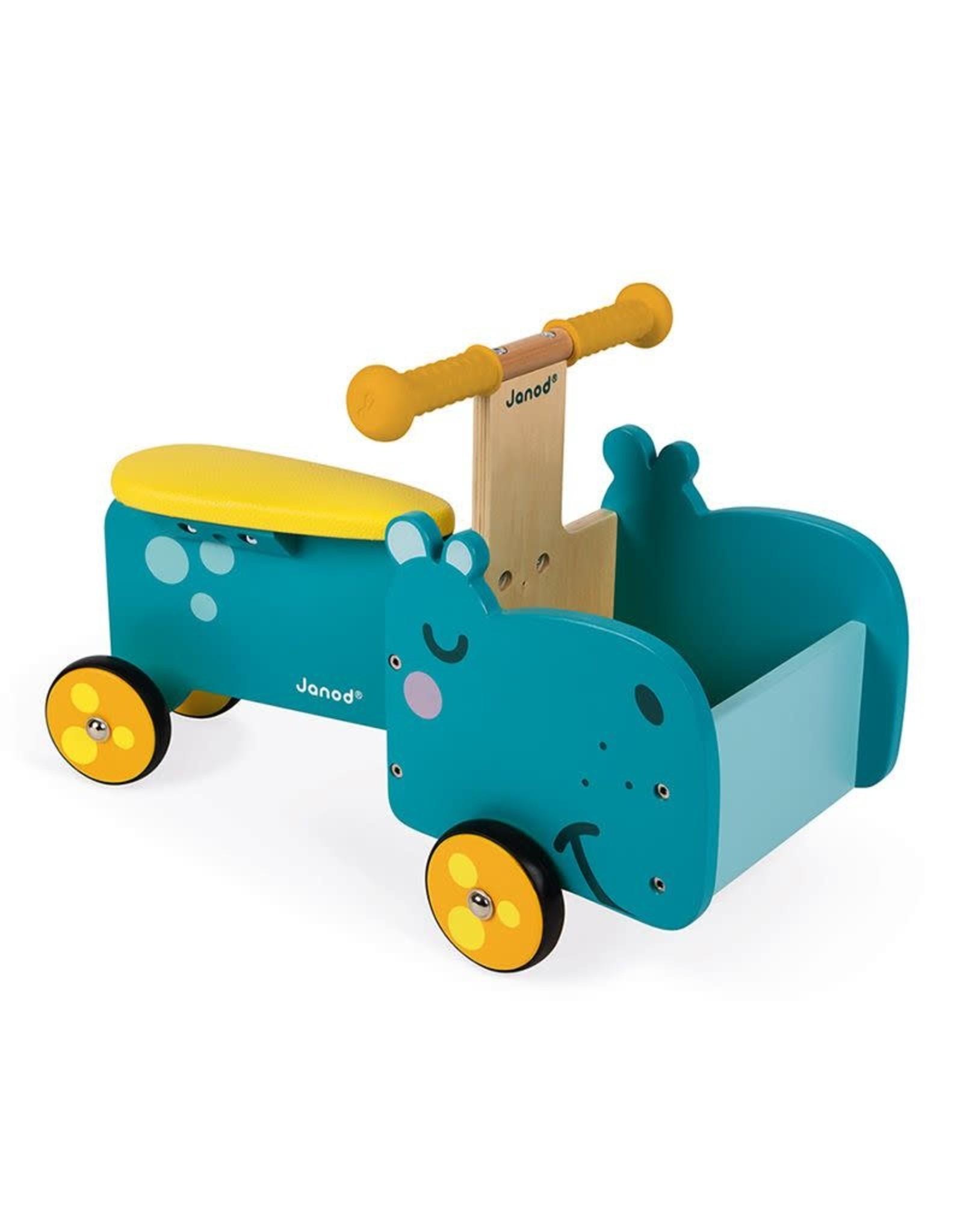Hippo Ride On
