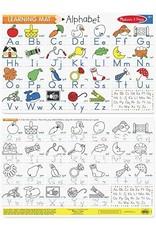Melissa & Doug Learning Mat Alphabet
