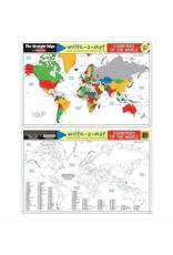 Melissa & Doug Learning Mat Countries of the World