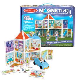 Melissa & Doug Magnetivity - Our House