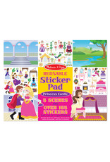 Melissa & Doug Melissa & Doug: Reusable Sticker Pad Princess Castle