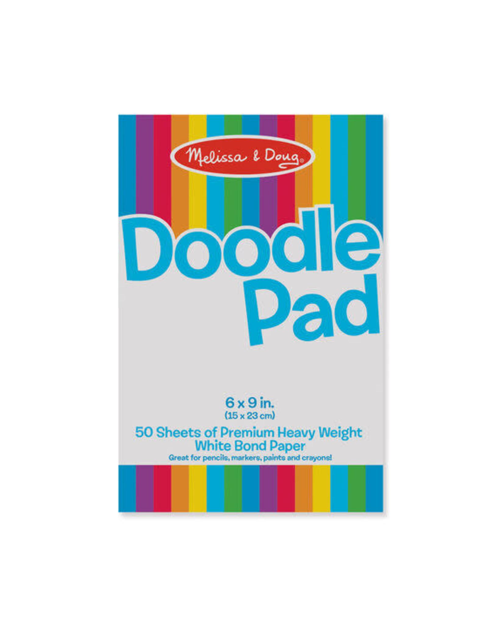 "Melissa & Doug Melissa & Doug: Doodle Pad 6"" x 9"""