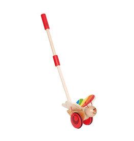Hape Hape Butterfly Push Toy