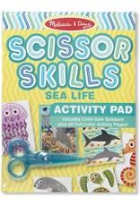 Melissa & Doug Sea Life Scissor Skills