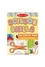 Melissa & Doug Original Scissor Skills Activity Pad