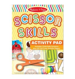 Melissa & Doug Original Scissor Skills Activity Pad