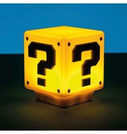 Paladone Super Mario Bros Mini Question Block Light