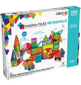 Magna-Tiles Magna-Tiles Metropolis 110 pc