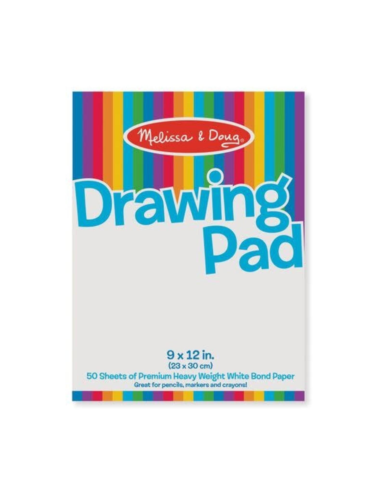 """Melissa & Doug Melissa & Doug: Drawing Pad 9"""" x 12"""""""