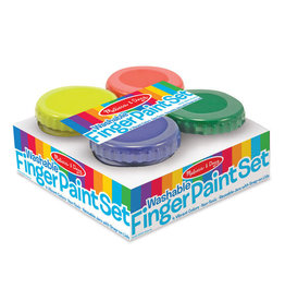Melissa & Doug Melissa & Doug: Finger Paint Set 4pc