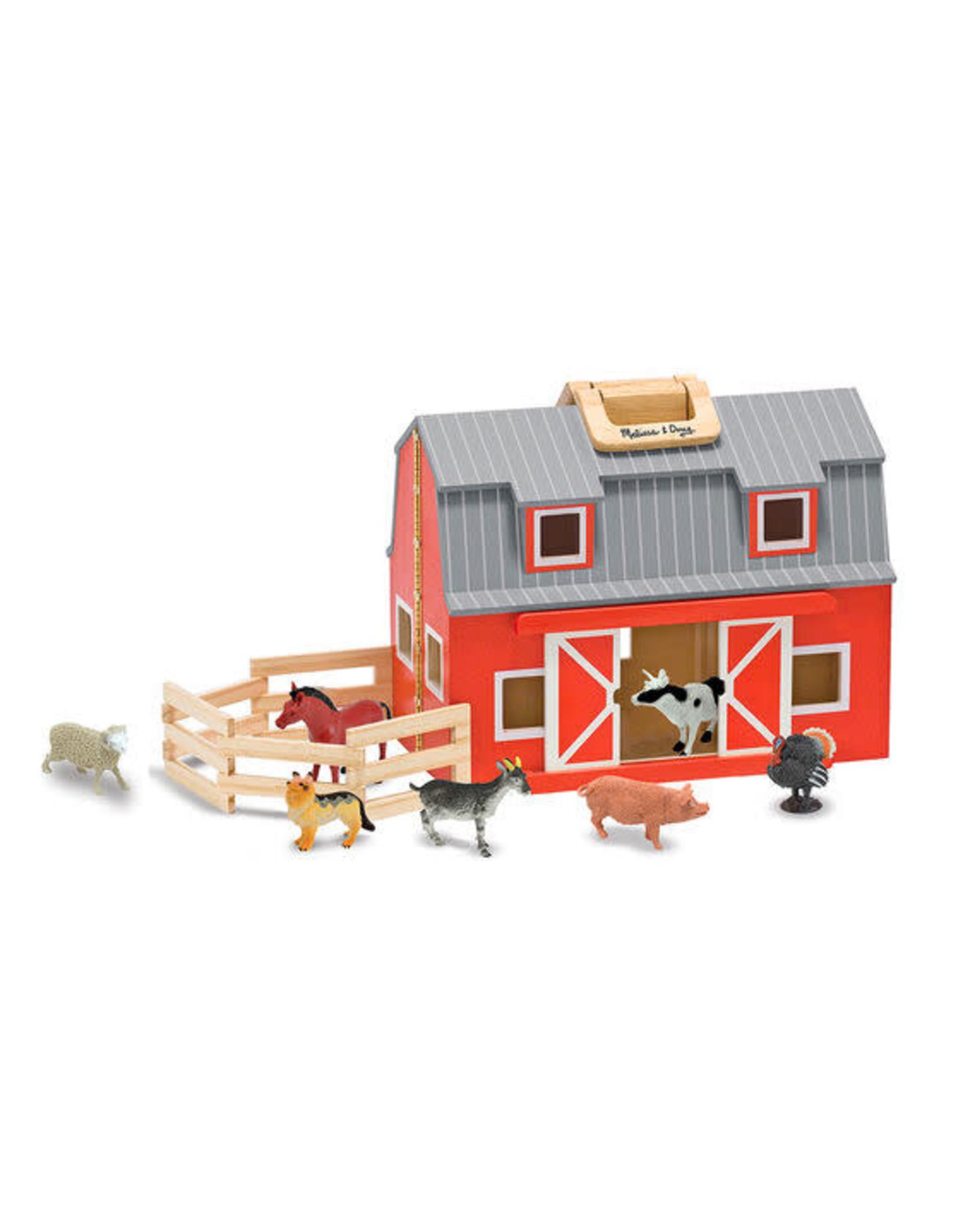 Melissa & Doug Melissa & Doug: Fold & Go Barn