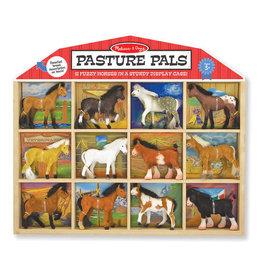 Melissa & Doug Melissa & Doug: Pasture Pals - Horses