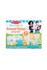 Melissa & Doug Mine to Love Travel Time Play Set