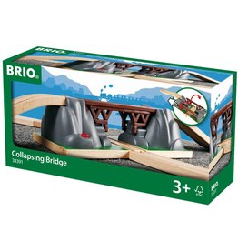 Brio Brio Collapsing Bridge