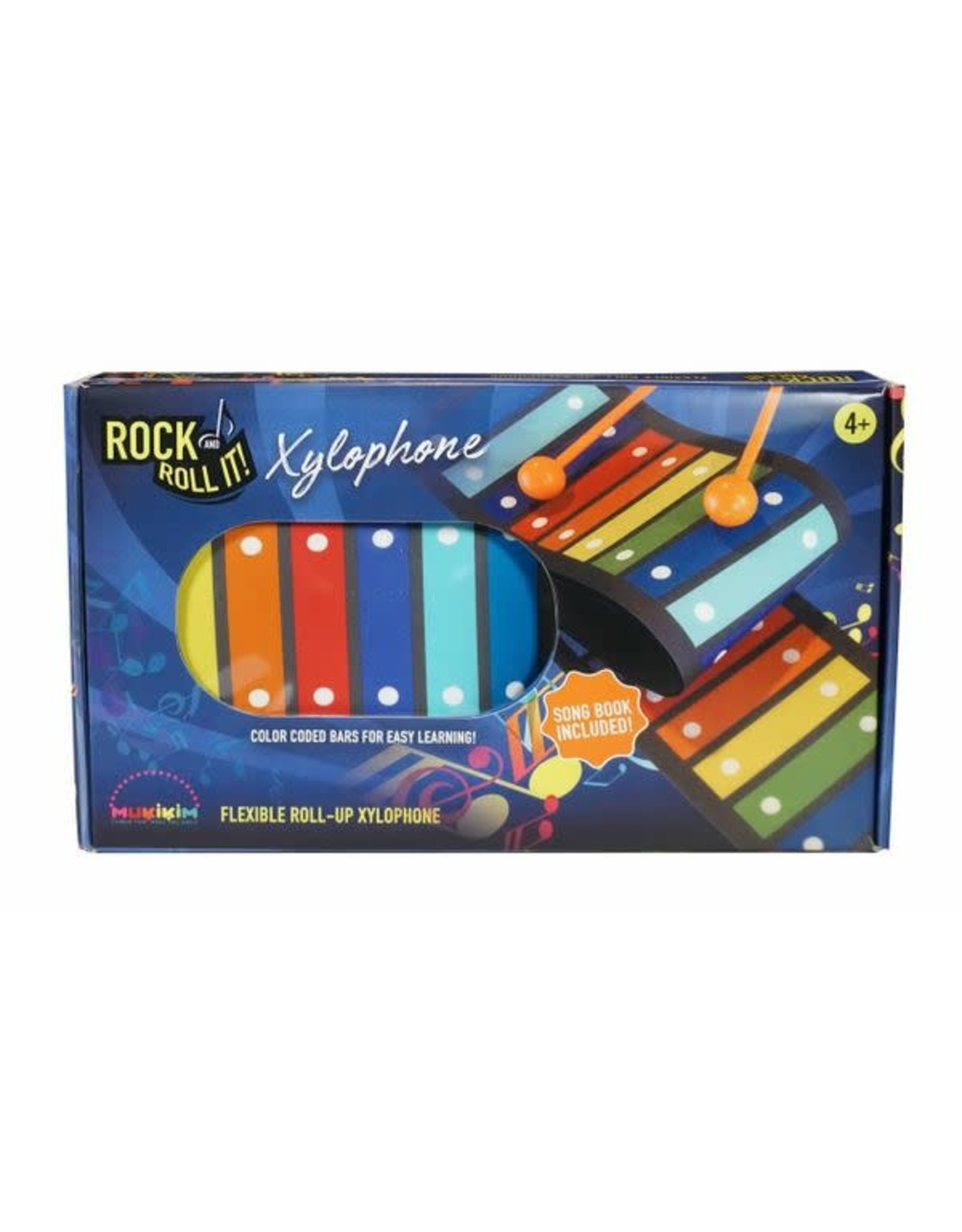 Rock And Roll It - Xylophone
