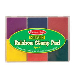 Melissa & Doug Melissa & Doug: Rainbow Stamp Pad